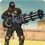 沙漠枪手战场